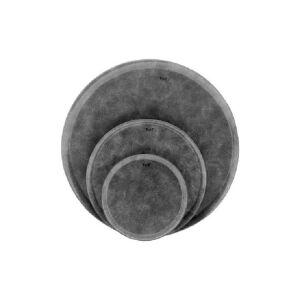 Plate grey D31